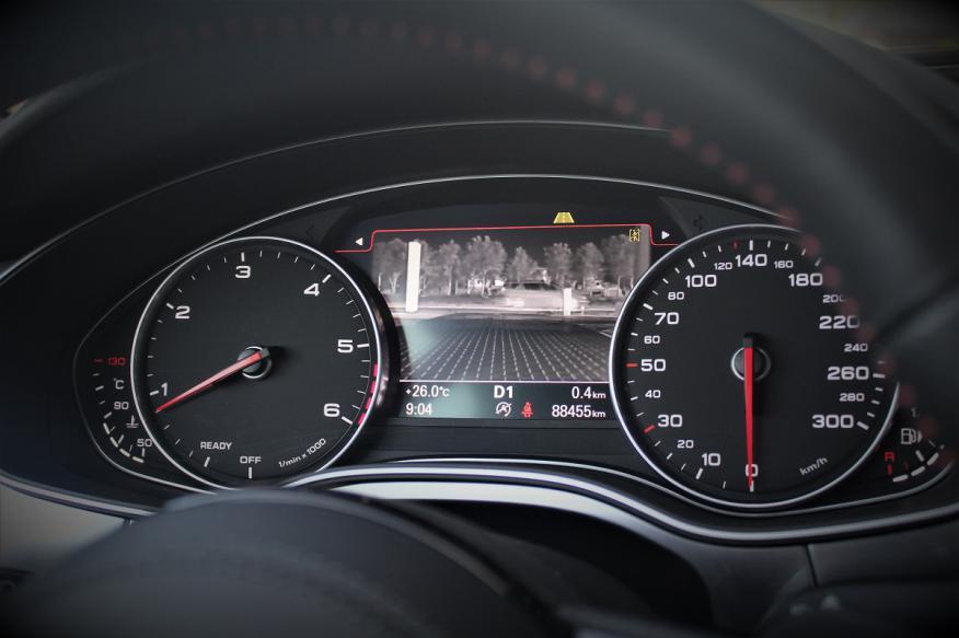 Audi A6 3.0TDI Avant Quattro Competition