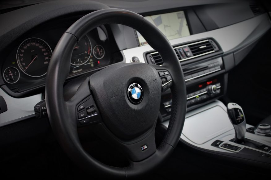 BMW 520d Touring Executive