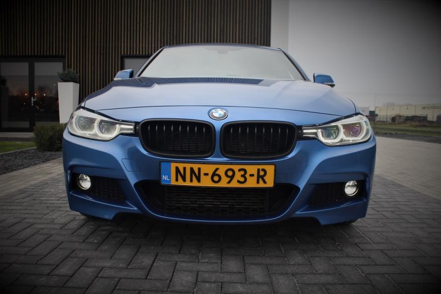 BMW 3-serie 318d M-Sport
