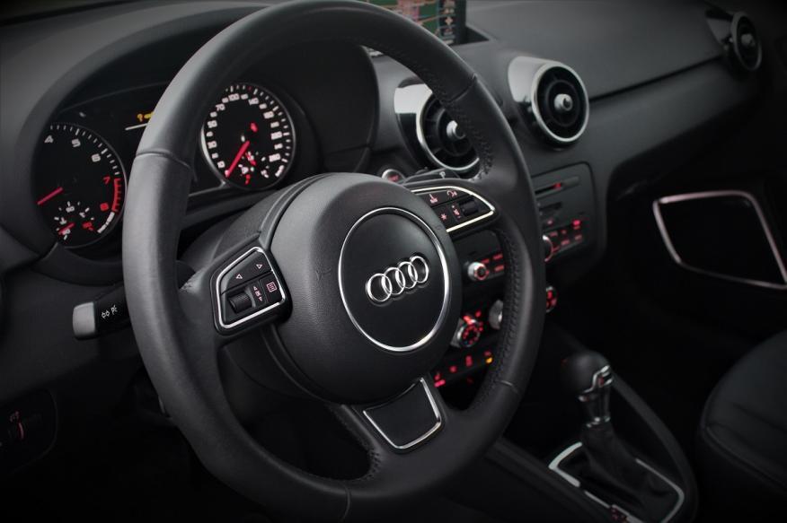Audi A1 Sportback 1.4TFSI S-line S-tronic