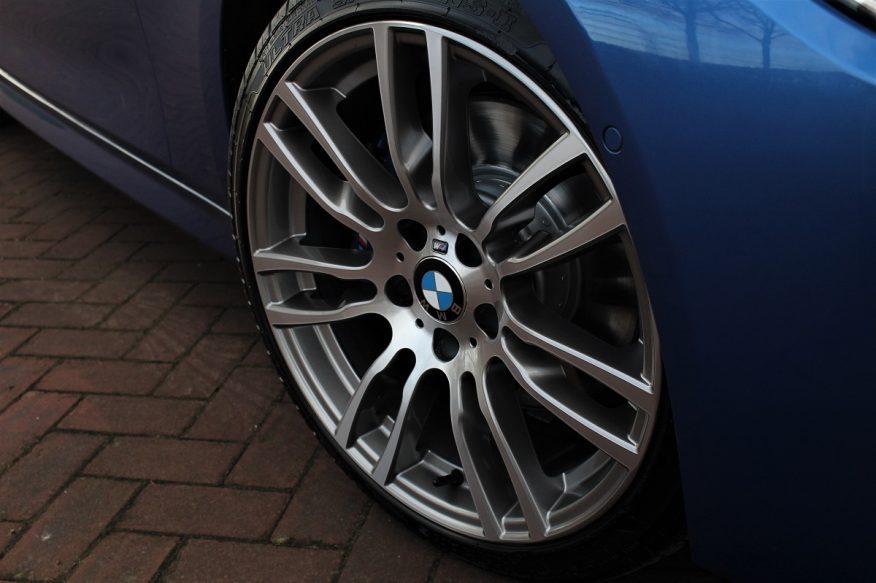 BMW 320d Xdrive M-Sport