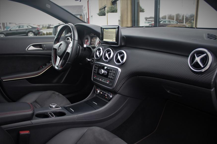 Mercedes Benz A180cdi Aut. AMG Styling