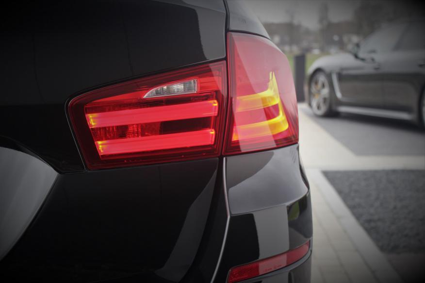 BMW 5-serie 520I Touring M-Sport