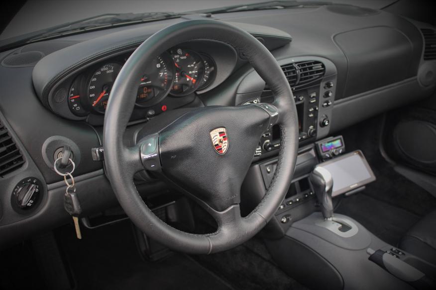 Porsche 911 Cabriolet 3.4 Carrera 996