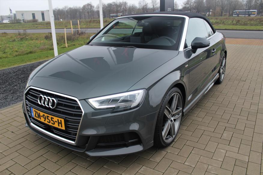 Audi A3 Cabriolet 1.4TFSI S-line Aut.7
