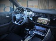 Audi SQ7 V8 Quattro Grijs Kenteken