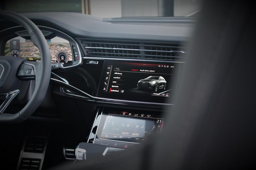 Audi Q8 50TDI Quattro S-line