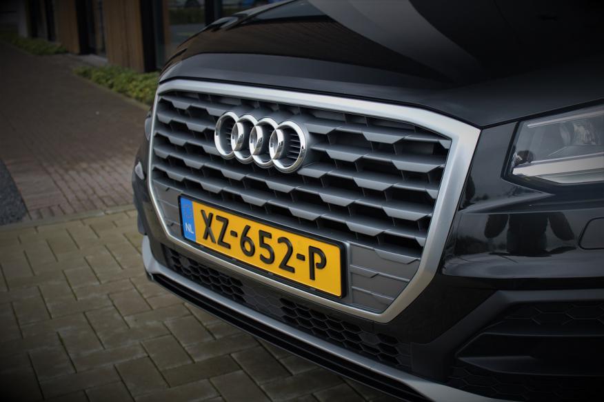 Audi Q2 1.4TFSI S-tronic S-line