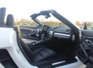 Porsche Boxster 981 2.7 Cabriolet