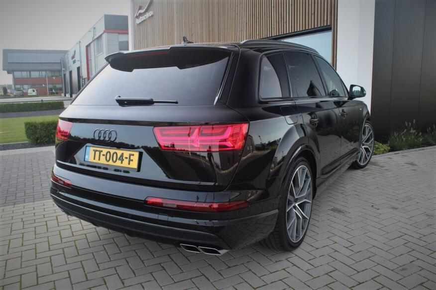 Audi SQ7 V8 4.0TDI Quattro Pro Line Plus