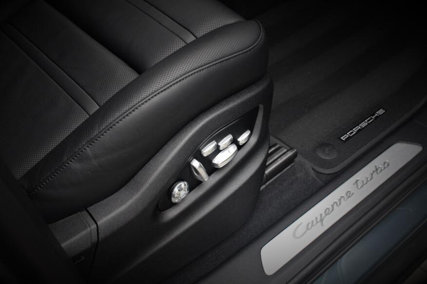 Porsche Cayenne 4.0 Turbo