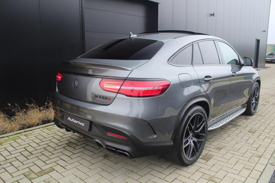 Mercedes Benz GLE63 AMG-S Coupe