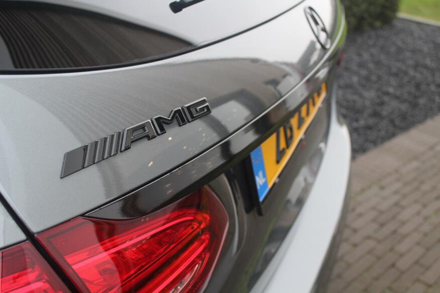 Mercedes Benz C63AMG-S Estate