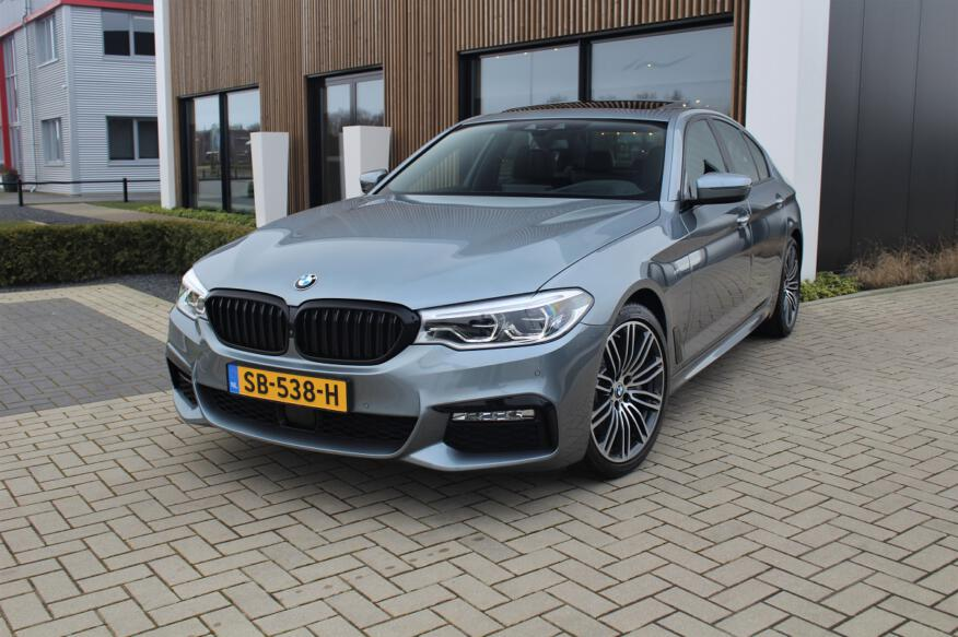 BMW 5-serie 530i High Executive M-Sport