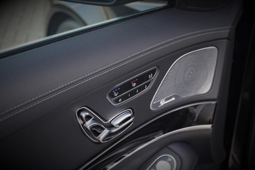 Mercedes Benz S400d 4matic L Premium Plus