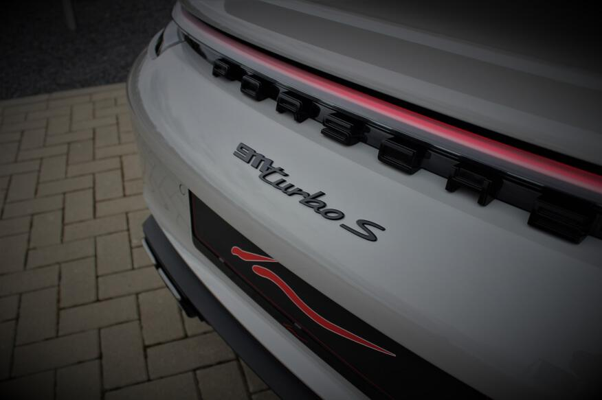Porsche 911/992 Cabriolet 3.8 Turbo S
