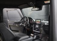 Mercedes Benz G65 AMG V12