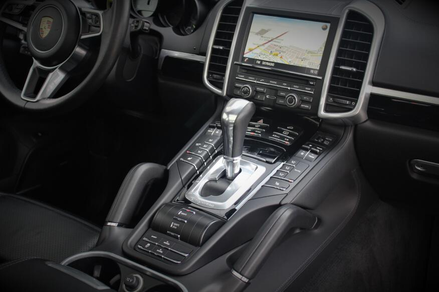 Porsche Cayenne S e-Hybrid